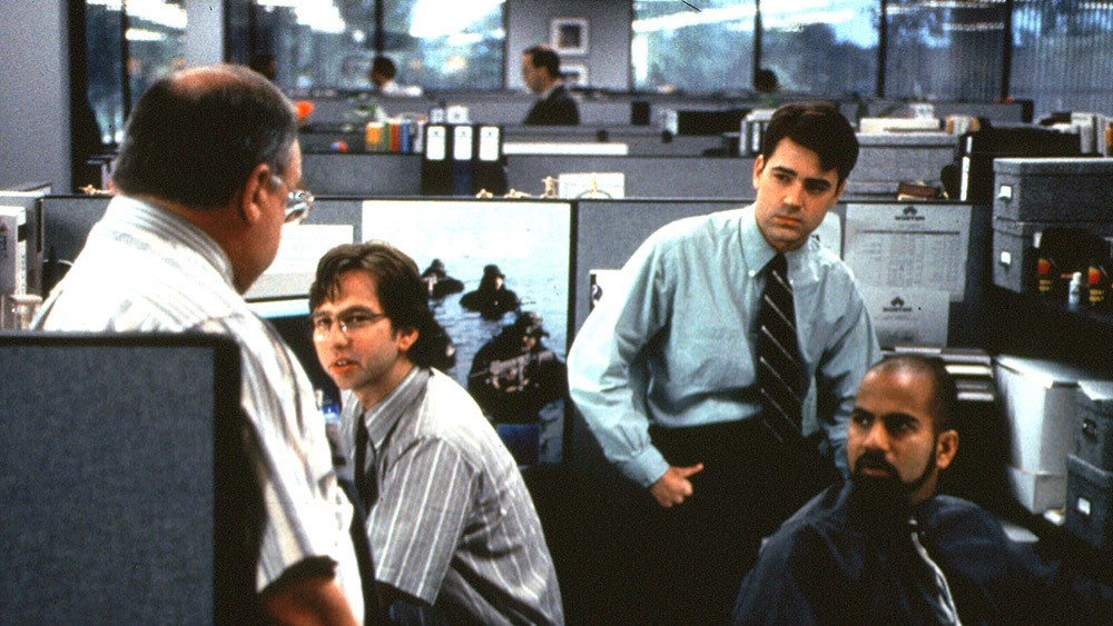 Office Space | 10 Movies That Will Inspire You | BrainBerries