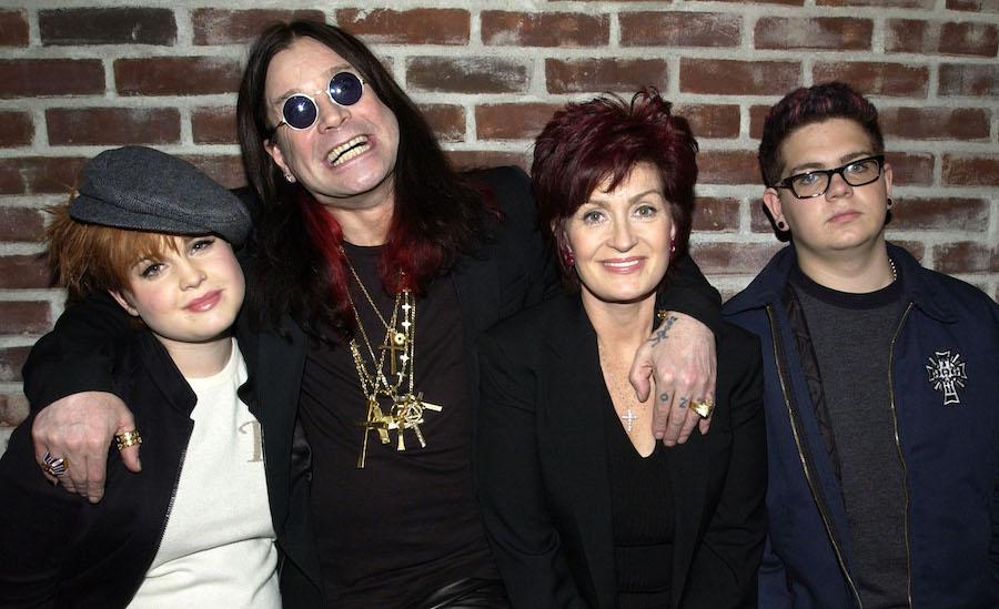 Osbournes | 10 Most Popular Hollywood Families | ZestRadar