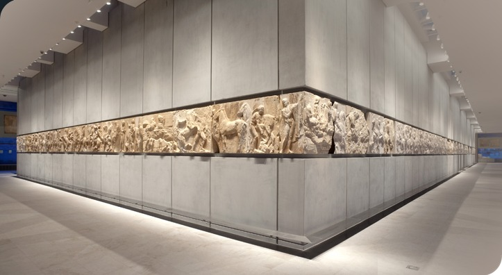 The Parthenon Frieze |  Top 10 Ancient Greek Masterpieces | ZestRadar