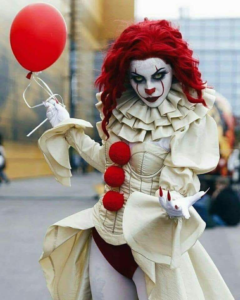 Pennywise#1  | 6 of The Most Popular Halloween Costumes For This Year | BrainBerries