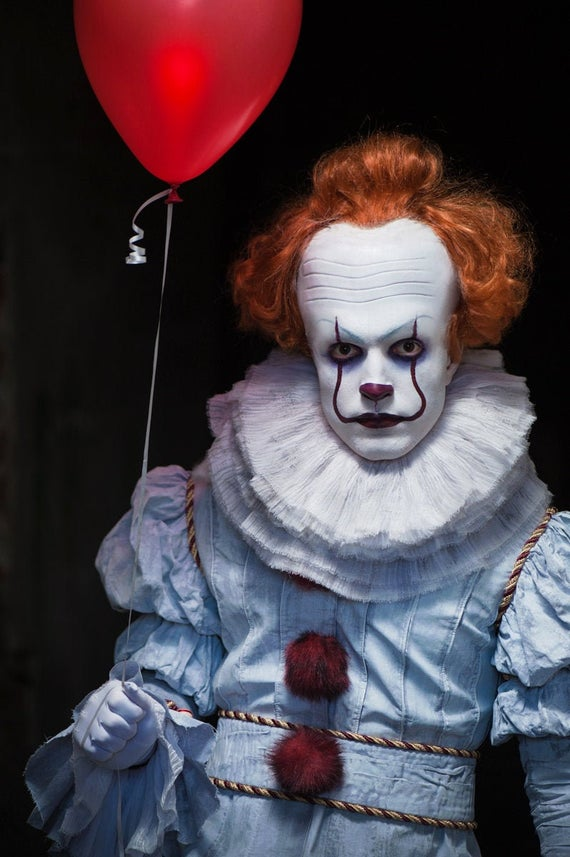 Pennywise#3 | 6 of The Most Popular Halloween Costumes For This Year | BrainBerries