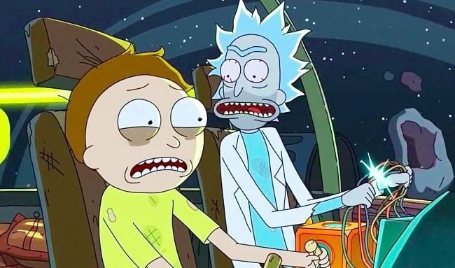 Rick And Morty | The Funniest TV Shows Airing Right Now | Brain Berries