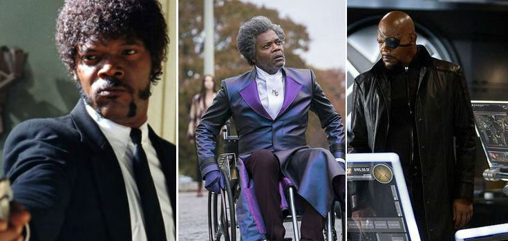 Samuel L. Jackson | 8 Actors Earning Millions For Playing Themselves | Brain Berries