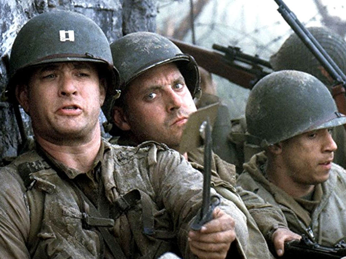 Saving Private Ryan (1998) | 10 Movies That Will Inspire You | Brain Berries