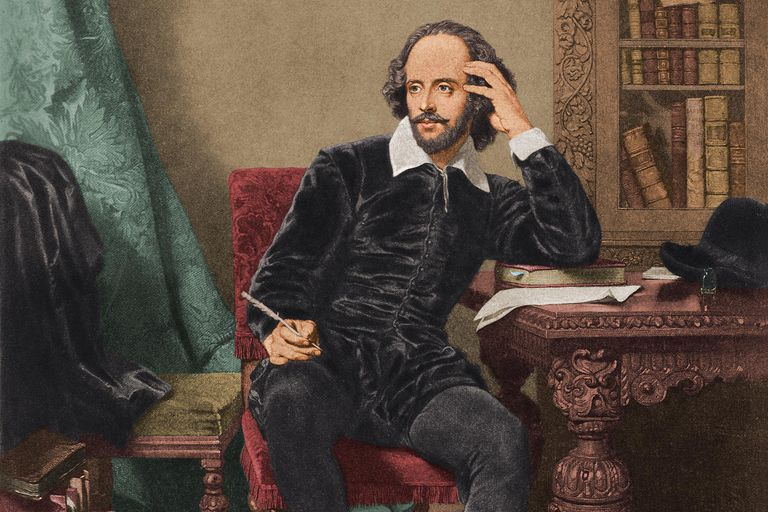 Shakespeare   People Famous For Things They Didn't Do   Brain Berries