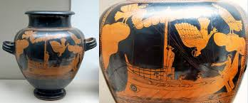 The Siren Vase  |  Top 10 Ancient Greek Masterpieces | ZestRadar