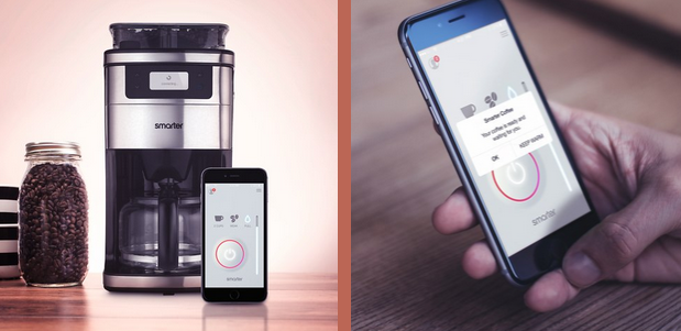 Smarter Coffee | 6 Best Smart Home Devices Money Can Buy | Brain Berries