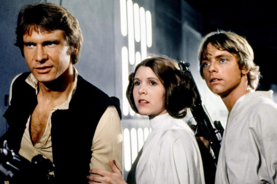 Star Wars Episode IV: A New Hope – $1.6 billion | 10 Highest Grossing Films Of All Time | Brain Berries