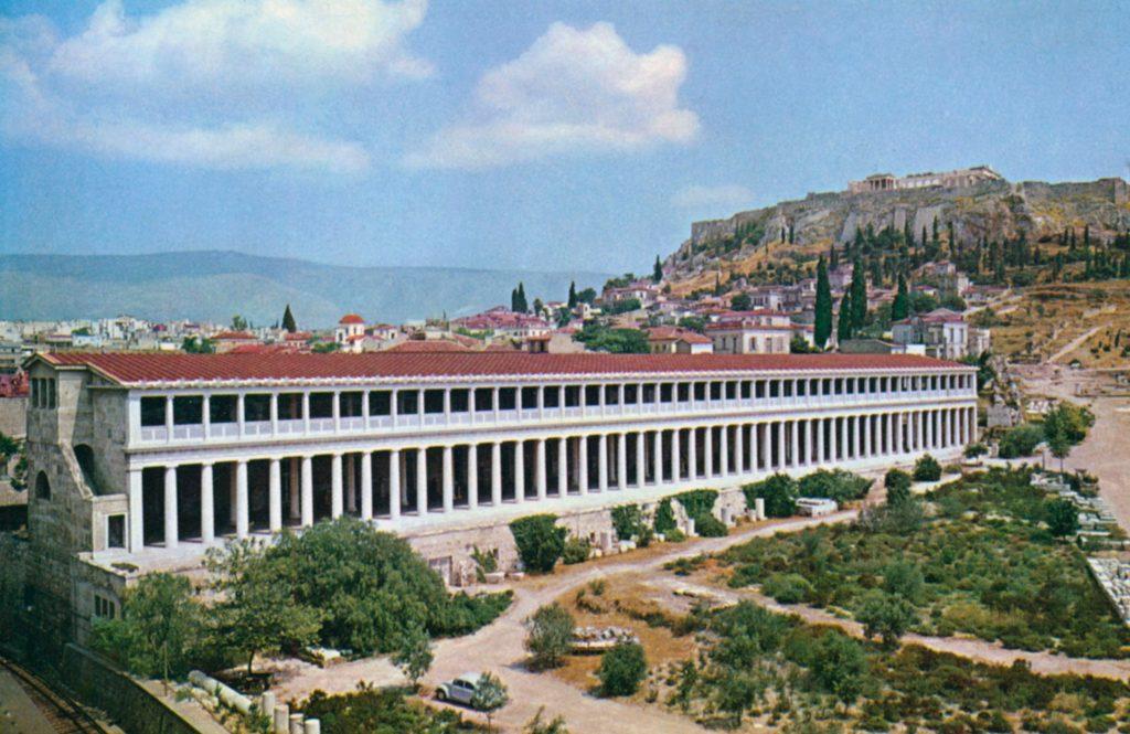 Stoa of Attalos  |  Top 10 Ancient Greek Masterpieces | ZestRadar