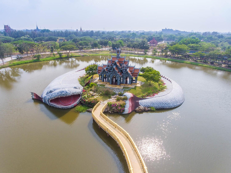 Sumeru Mountain Palace - Muang Boran | 7 Thailand's Most Exquisite Architectural Wonders | Brain Berries