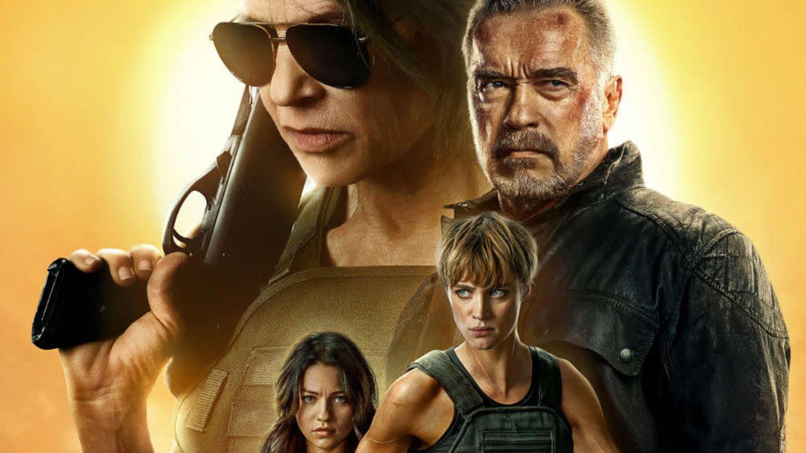 Terminator: Dark Fate  | Las 6 películas que esperábamos que regresaran | Brainberries
