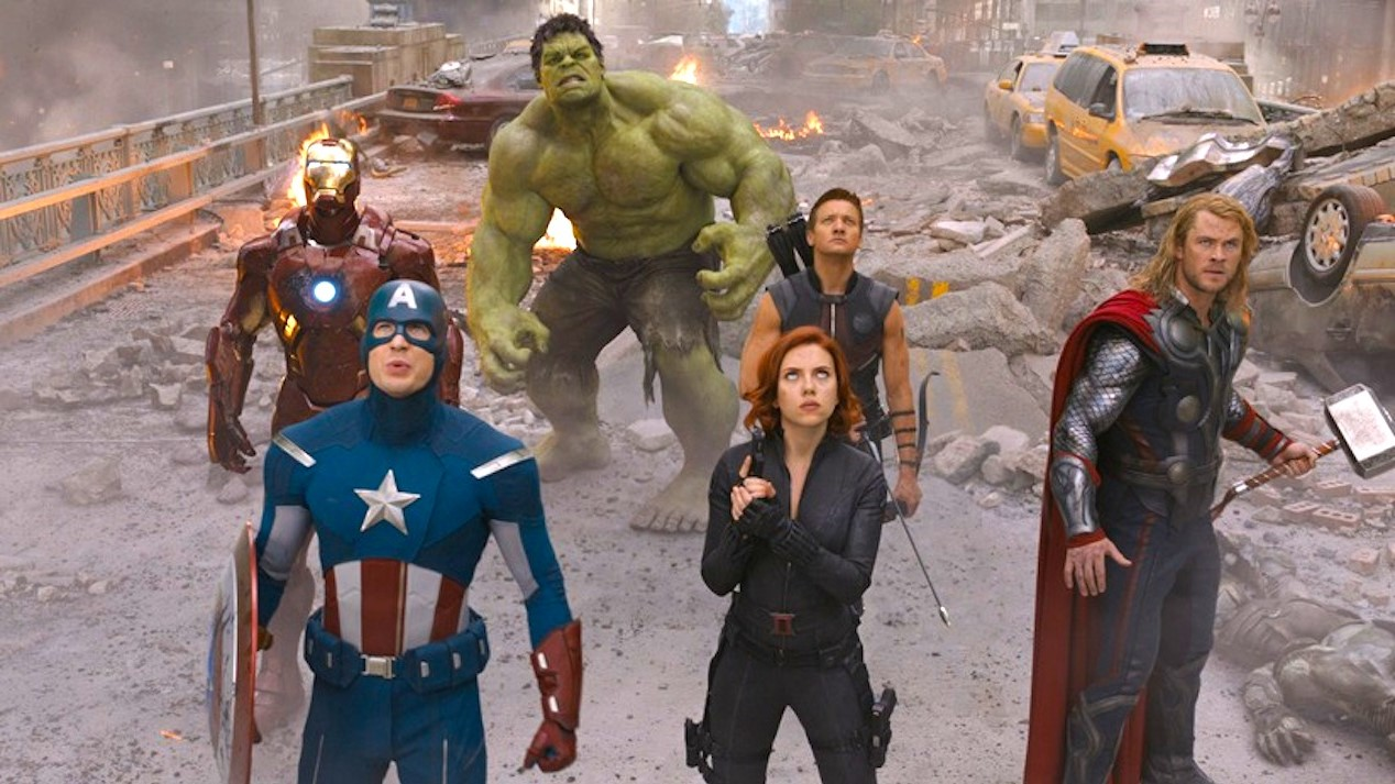 The Avengers – $1.52 billion | 10 Highest Grossing Films Of All Time | Brain Berries