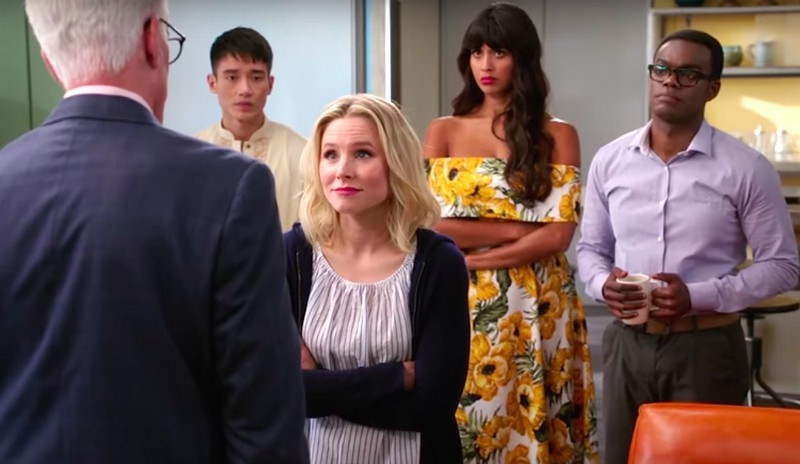 The Good Place | The Funniest TV Shows Airing Right Now | Brain Berries