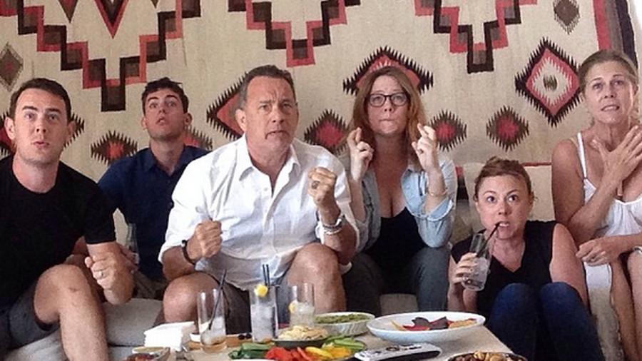The Hanks   10 Most Popular Hollywood Families   ZestRadar
