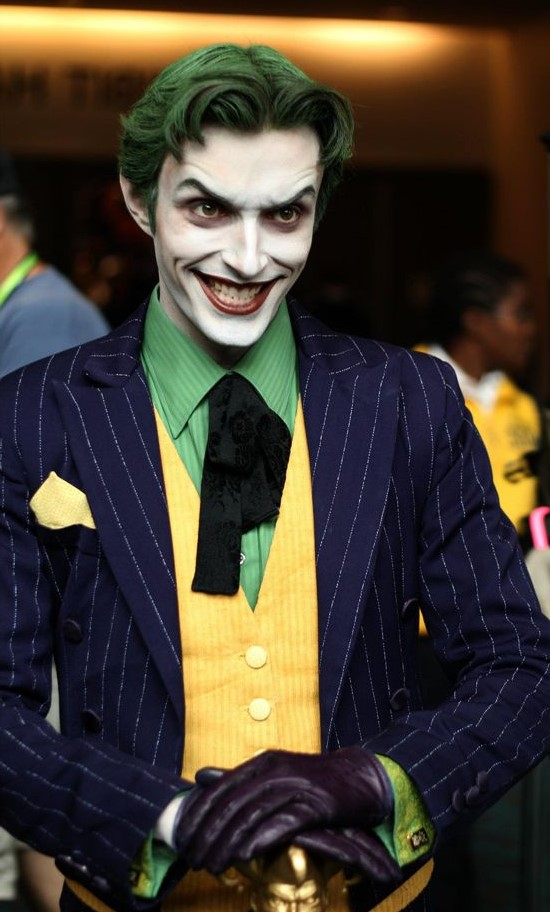 the Joker #2 | 6 of The Most Popular Halloween Costumes For This Year | BrainBerries