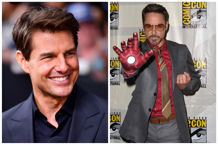 Tom Cruise (Iron Man)  | 14 Actors Who Refused to Play Superheroes | ZestRadar