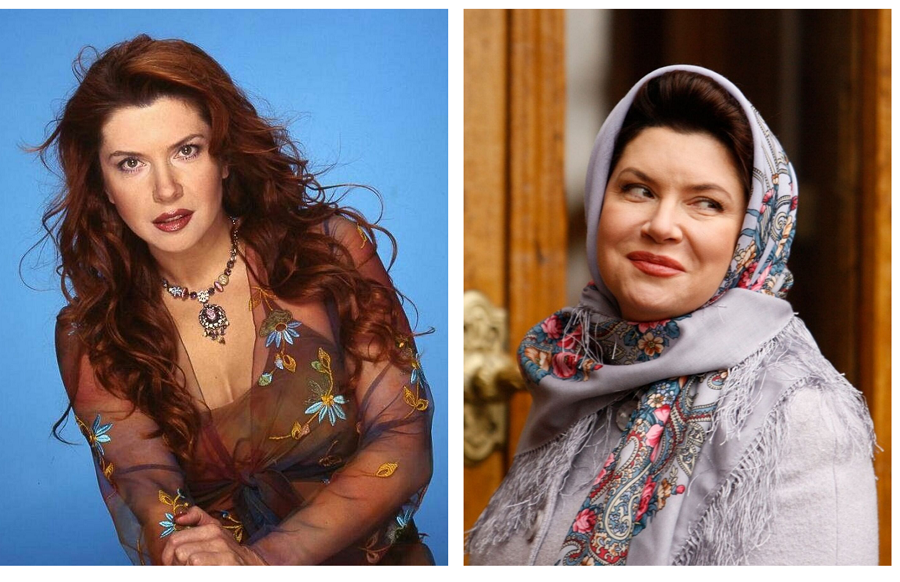 Вера Сотникова | 10 отечественных актрис, которые решились на кардинальные перемены ради роли |ZestRadar