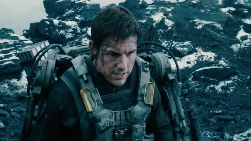 William Cage (Edge of Tomorrow) | 8 Most Memorable Tom Cruise Characters | Brain Berries