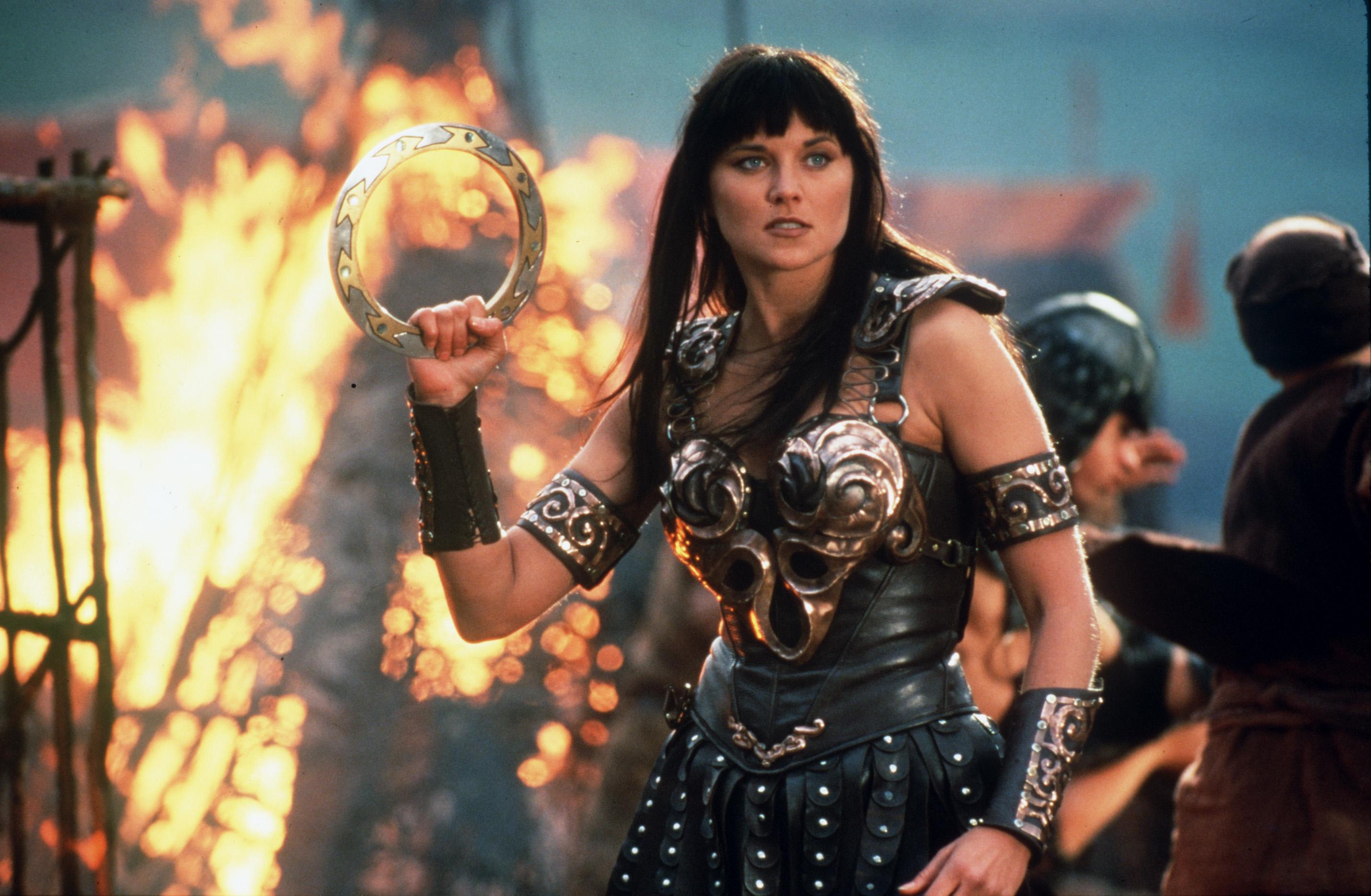 Xena |  De armas tomar: los 7 mejores personajes femeninos de acción | BrainBerries