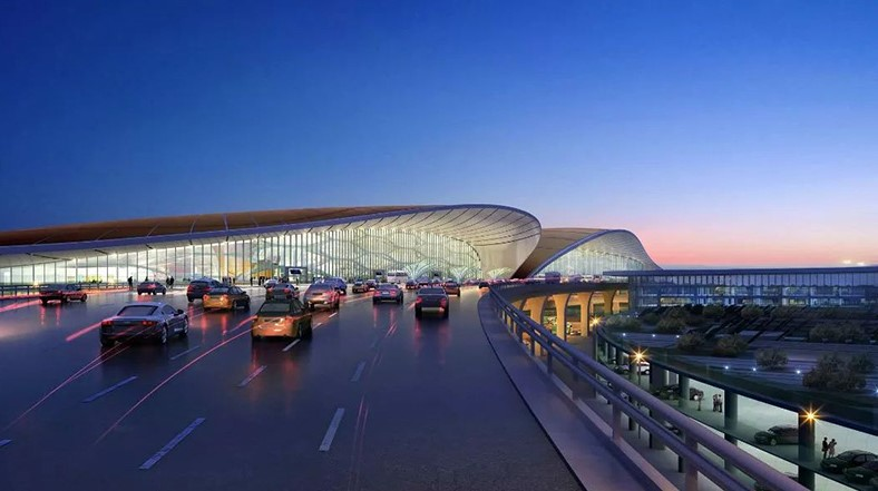 Beijing Just Opened The World's Largest Airport Shaped Like a Star! #2 | Brain Berries