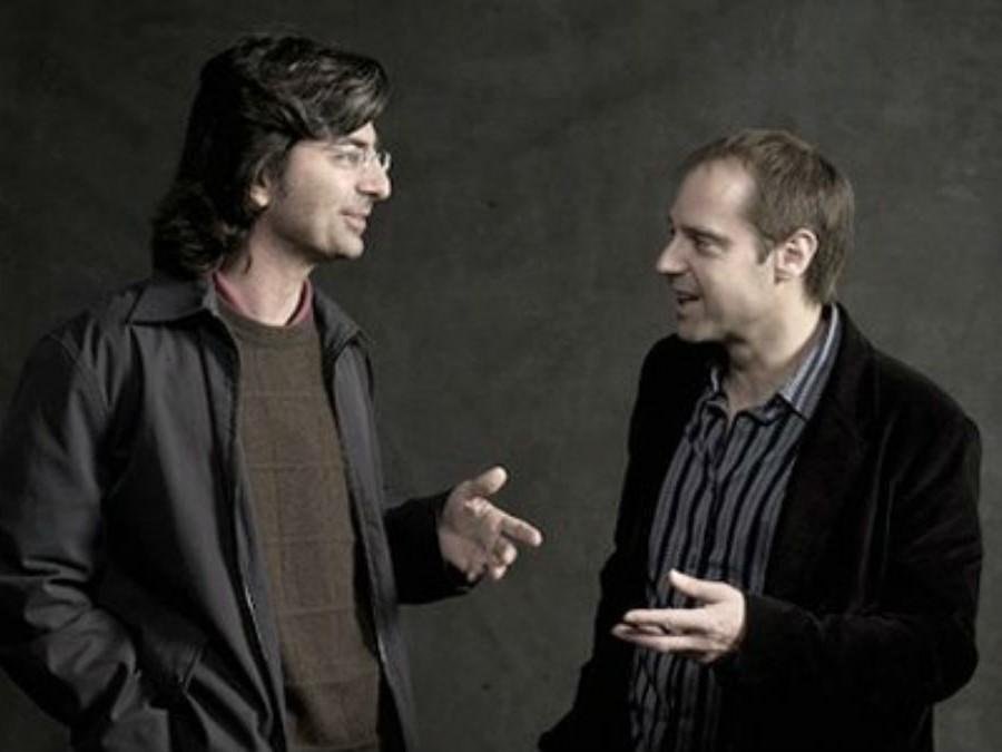Пьер Омидьяр и Джеффри Сколл, eBay (1995) | 6 культовых компаний, созданных друзьями | Brain Berries