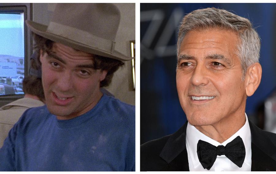 Джордж Клуни  | Голливудские звезды, которые начали свою карьеру с малобюджетных ужастиков  | ZestRadar
