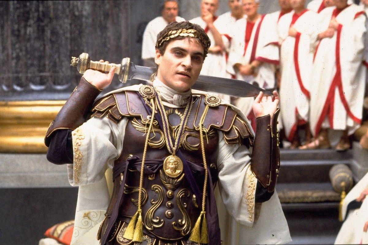 Гладиатор, 2000 | До Джокера: 12 лучших фильмом с Хоакином Фениксом | Brain Berries