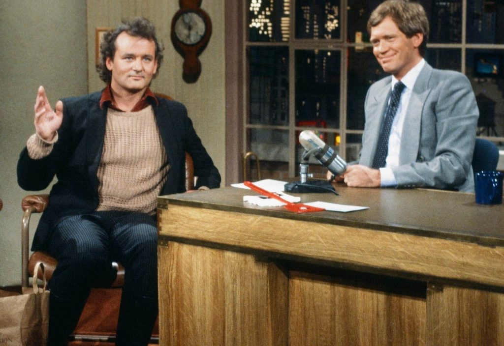 He Was The Very First Guest On Letterman | 7 Reasons To Love Bill Murray | Brain Berries