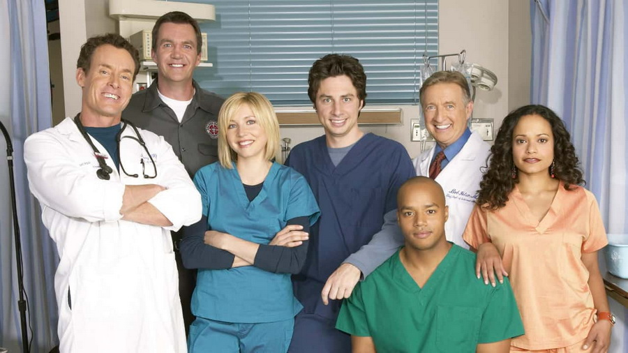 «Клиника»  | 10 сериалов, которые не смогли вовремя закончиться и разочаровали фанатов | ZestRdar
