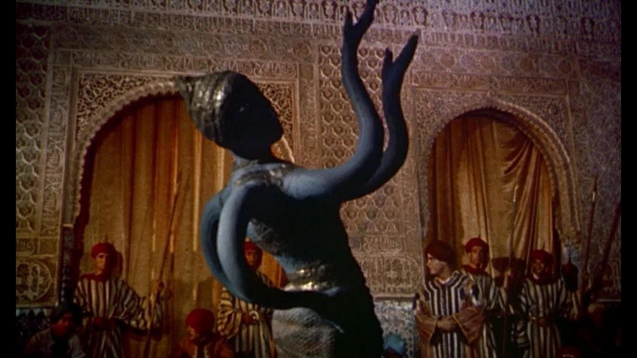 «Седьмое путешествие Синдбада», 1958 | 10 голливудских фильмов, покоривших сердца советских зрителей | Brain Berries