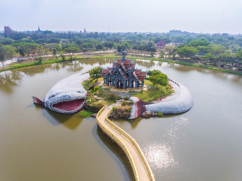 7 Thailand's Most Exquisite Architectural Wonders | Brain Berries