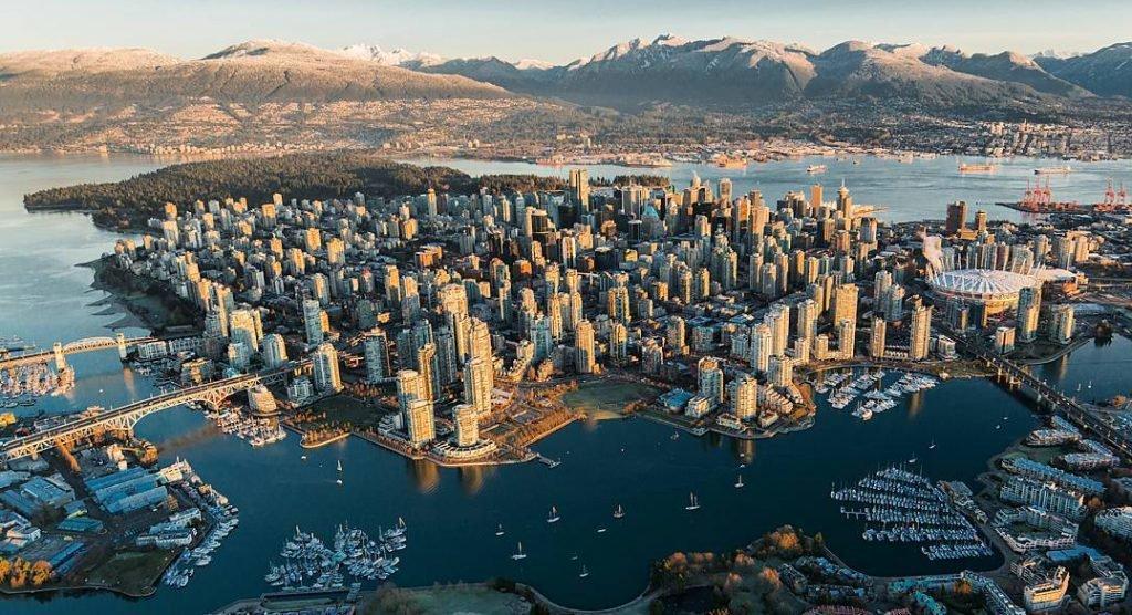 Ванкувер, Канада | 10 лучших городов мира по качеству жизни | Brain Berries