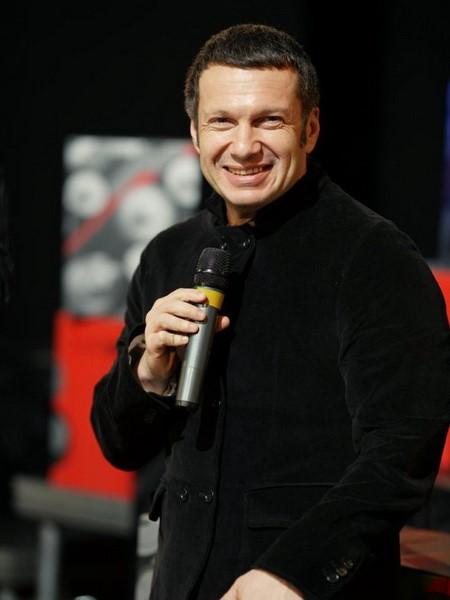 Владимир Соловьев  | Российские телеведущие, которые в молодости выглядели совершенно иначе | BrainBerries