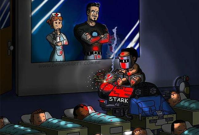 What If Marvel and DC Superheroes Had Kids | Brain Berries