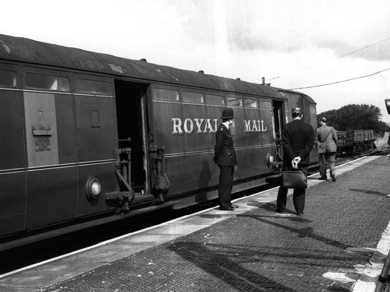 Rapina la treno – 1963 | Le rapine più spettacolari della storia! | Brain Berries