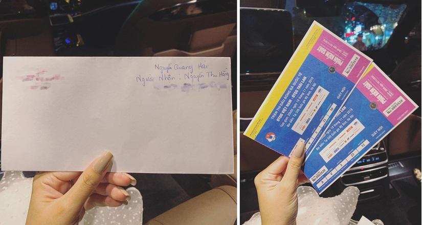 Quang Hải tặng vé trận đấu Việt Nam – Thái Lan cho Thủ Khoa Thanh nhạc – Nhạc viện Hà Nội  | 10 điều thú vị về Quang Hải | Brain Berries
