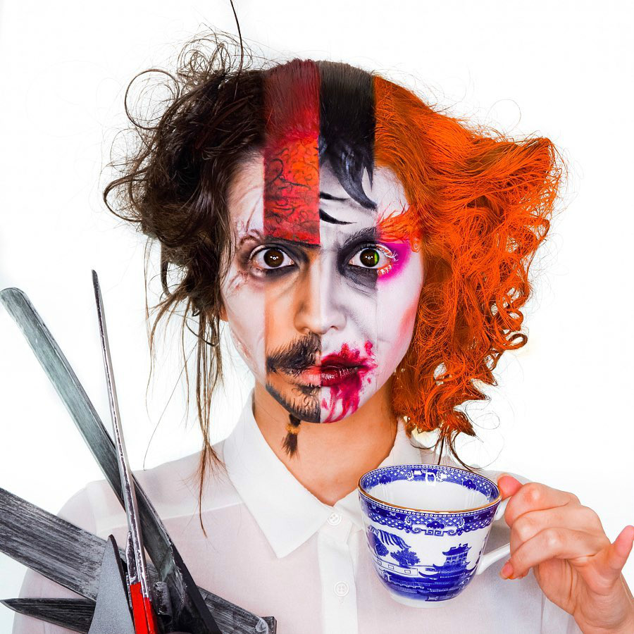 Johnny Depp | A 16-Year-Old Artist Takes Makeup To A Whole New Level Of Awesomeness | ZestRadar