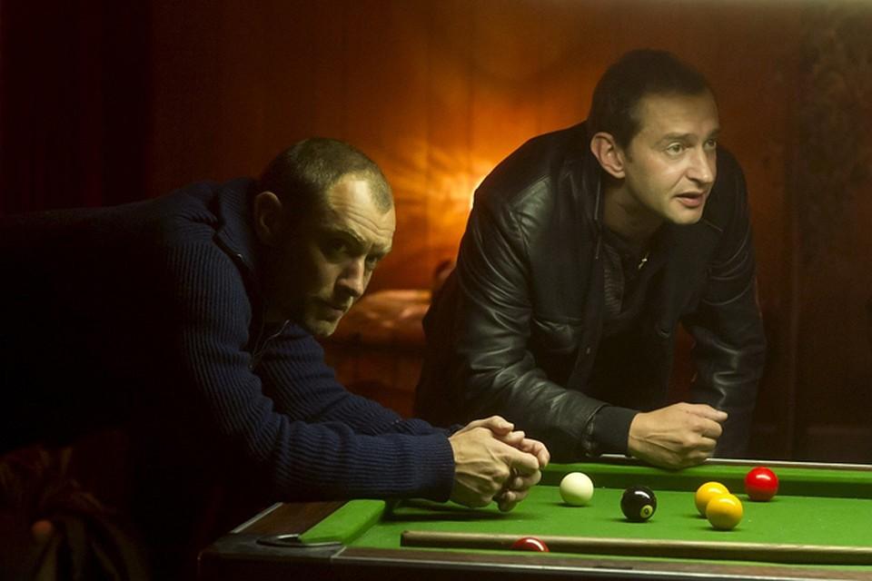 Константин Хабенский    10 российских актеров, востребованных на Западе   BrainBerries