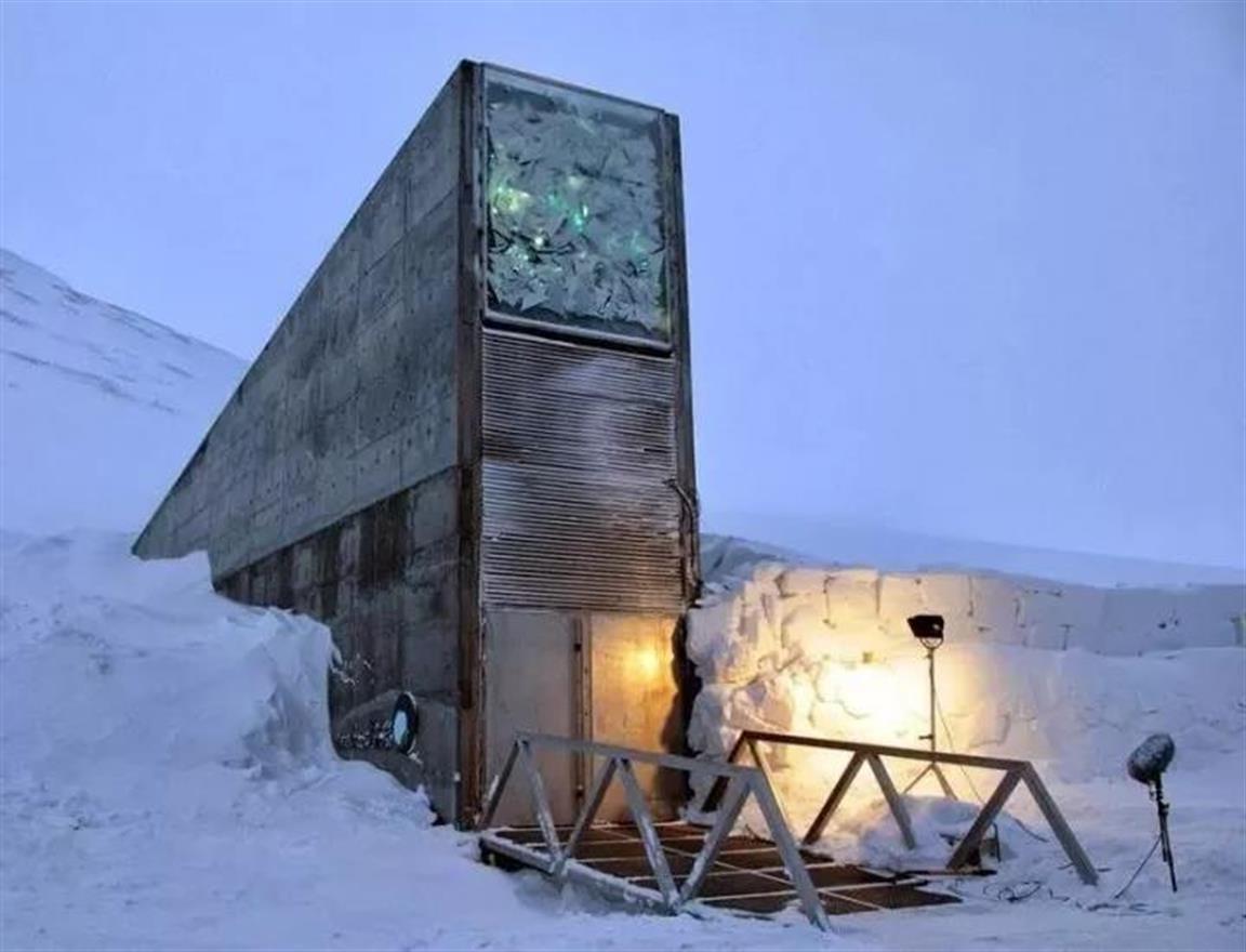 Хранилище семян | Посторонним вход запрещен: 10 самых закрытых мест на планете | Brain Berries