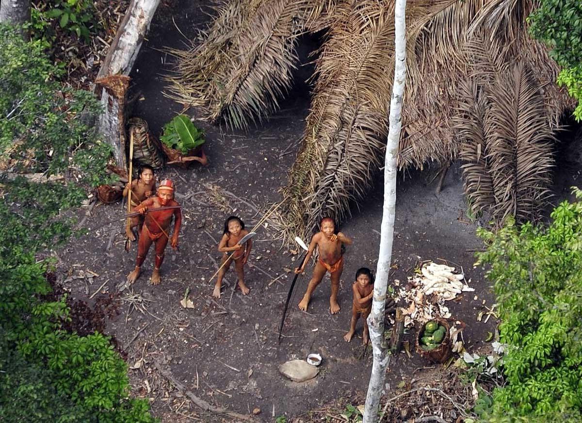 Сентинельский остров | Посторонним вход запрещен: 10 самых закрытых мест на планете | Brain Berries