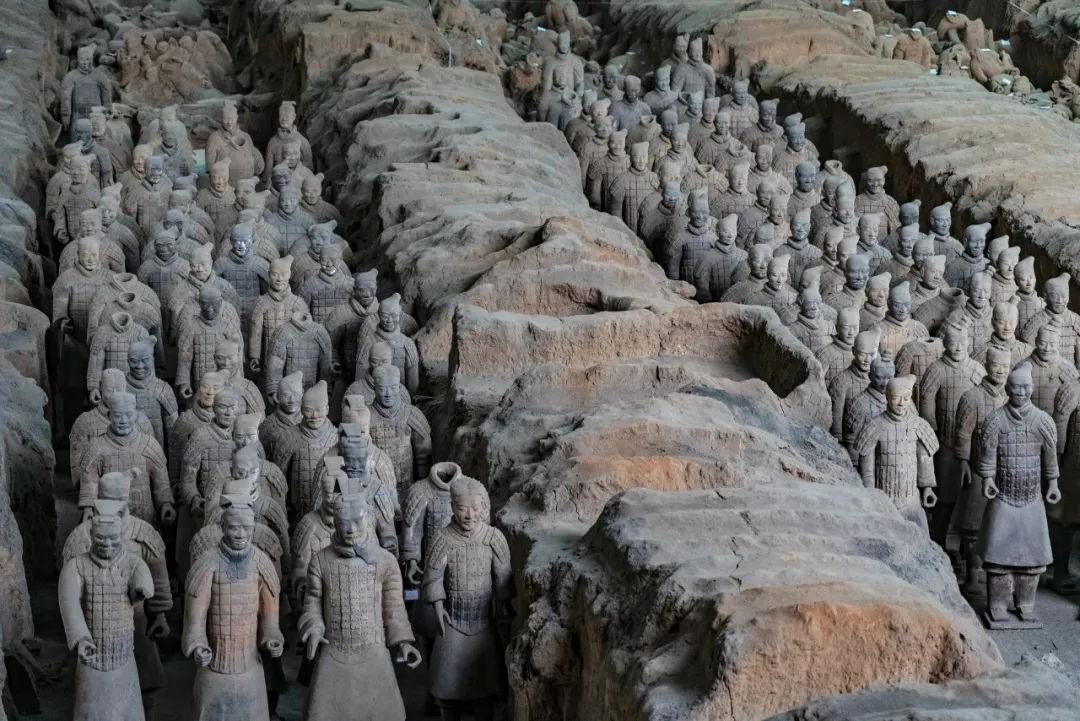 Гробница Цинь Хаун | Посторонним вход запрещен: 10 самых закрытых мест на планете | Brain Berries