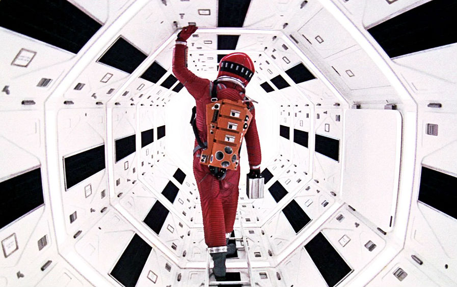 2001: A Space Odyssey  | 10 Most Beautiful Movies Ever Made | ZestRadar
