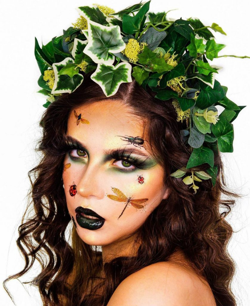 Woodland Fairy  | A 16-Year-Old Artist Takes Makeup To A Whole New Level Of Awesomeness | ZestRadar