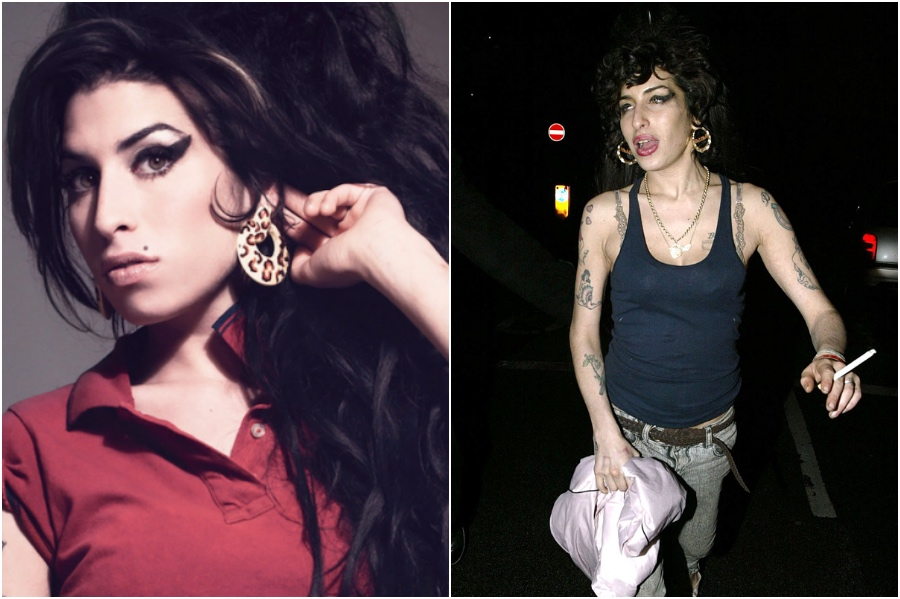 Amy Winehouse | 7 Celebrities Who Couldn't Handle Their Fame | Zestradar