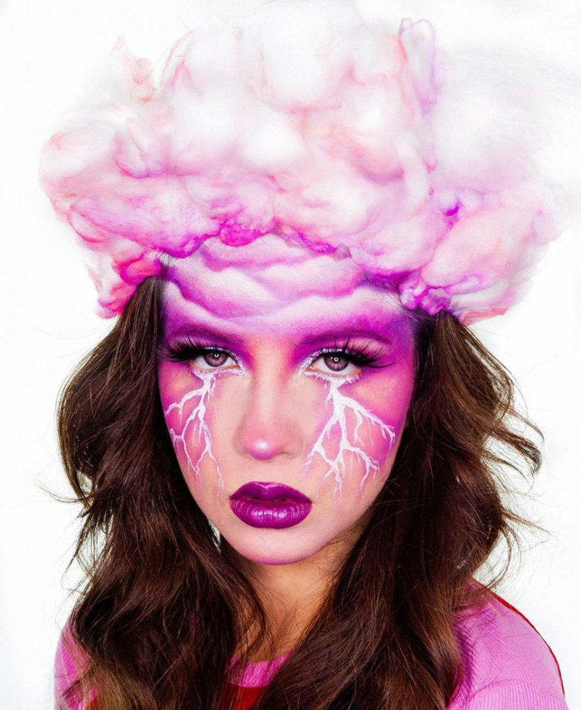 Lightning Queen  | A 16-Year-Old Artist Takes Makeup To A Whole New Level Of Awesomeness | ZestRadar