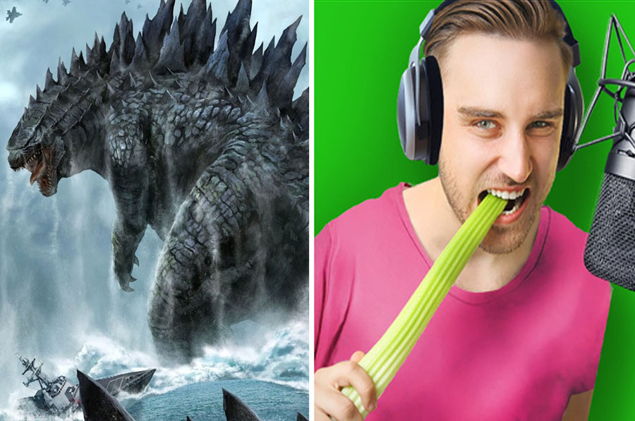 Crushing – Chewing Celery | 8 Startling Facts About How Sound Effects In Movies Are Made | ZestRadar