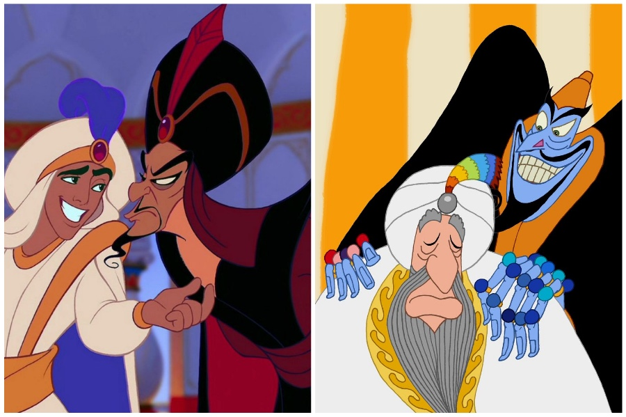 Aladdin | 9 Films Disney Unapologetically Ripped Off | Brain Berries