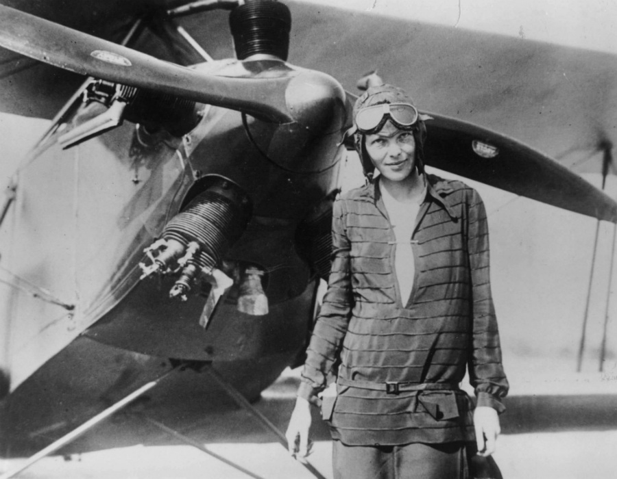 Amelia Earhart | 10 Most Influential Women In History | ZestRadar
