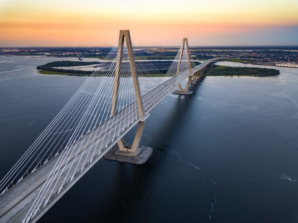 Arthur Ravenel Jr. Bridge, USA | 10 World's Most Expensive Bridges | Zestradar