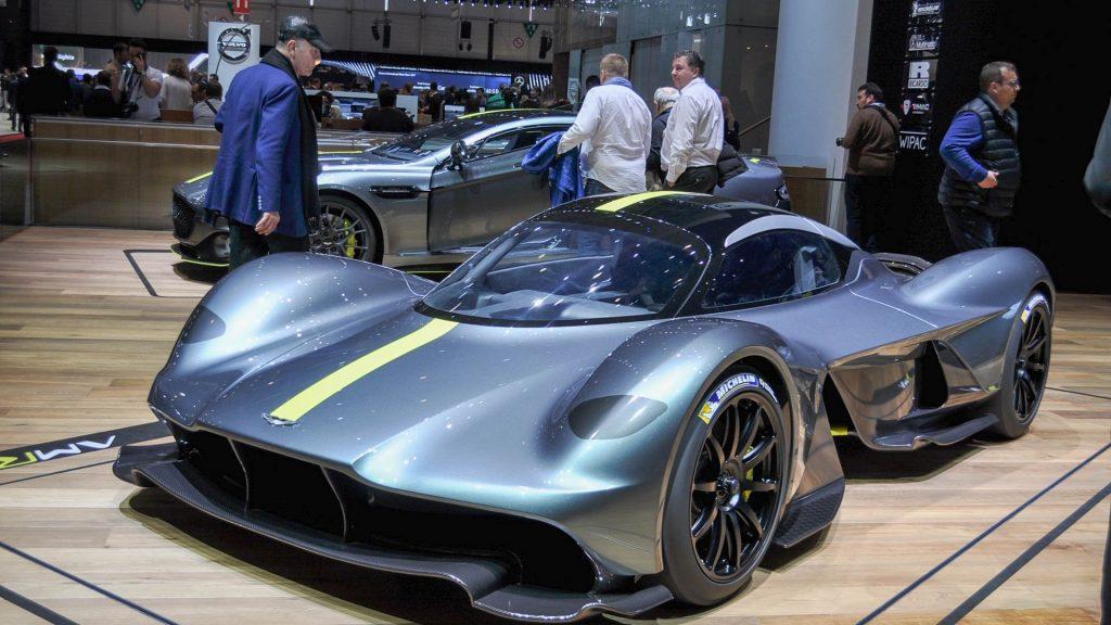 Aston Martin Valkyrie | 10 самых дорогих автомобилей в мире в 2019 году | ZestRadar